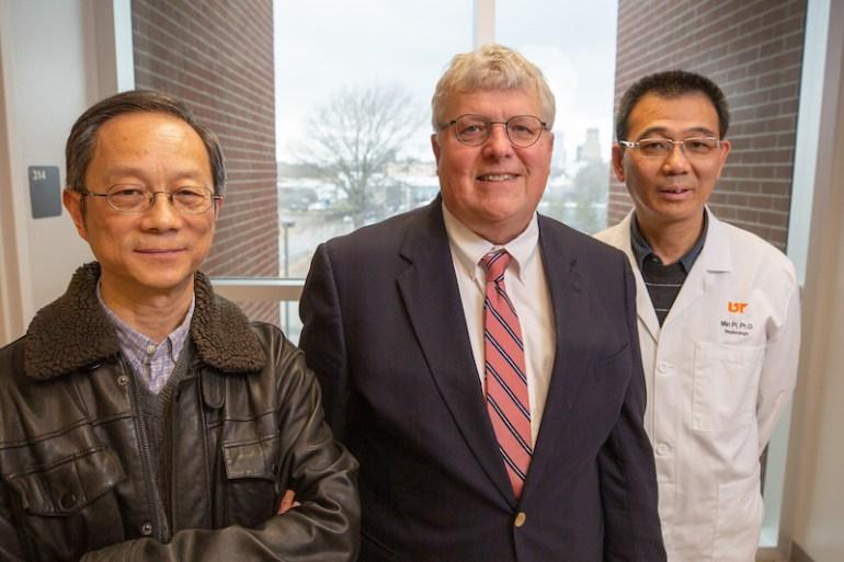 Dr. Darryl Quarles, director of Nephrology at UTHSC