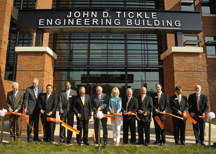 Tickle-ribboncutting