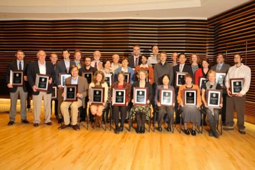 CAS Winter Convocation Award Winners 2014 10-40202-1