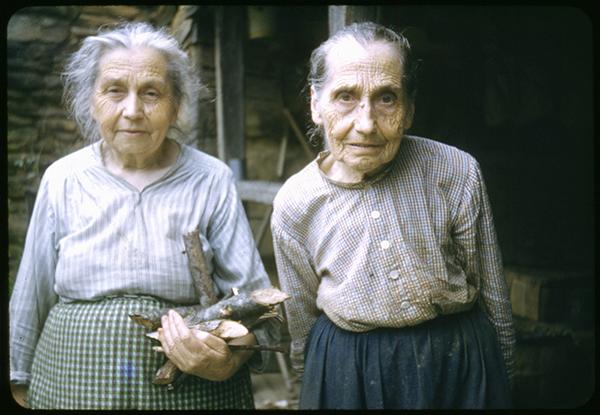 Margaret and Louisa Walker