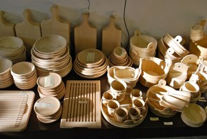 3-Ribnica wood ware photo