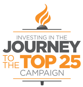 Investing in the Journey to the Top 25
