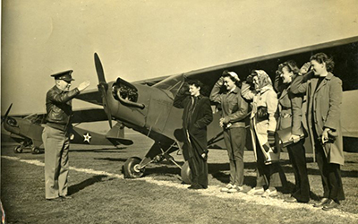 Lady Pilots featured