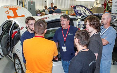 From June 1-12, 2014, teams gathered for the EcoCAR 2 Year Three
