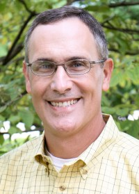 Brian Wilhoit, director of the KLASS Center.