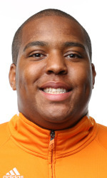 KNOXVILLE, TN - Track and Field headshot