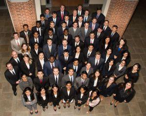 UT's full-time MBA Class of 2017