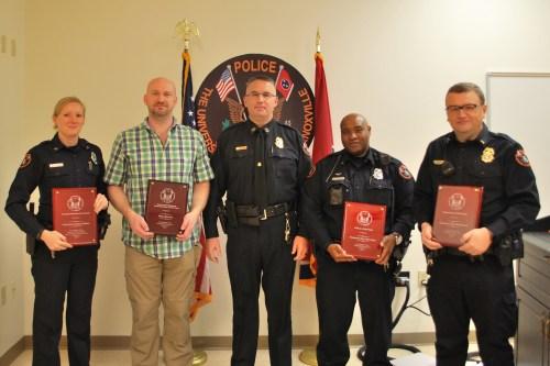 UTPD awards