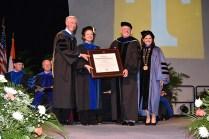 Graduate Hooding