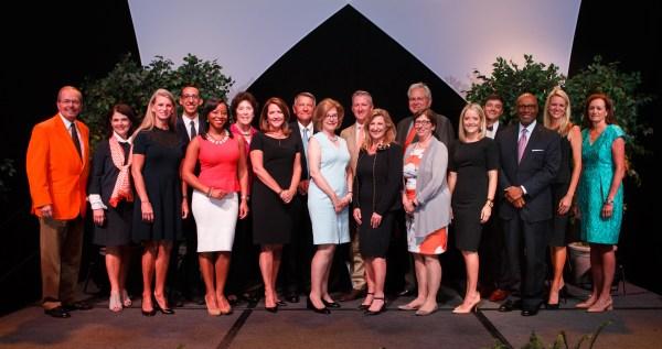 2017 Alumni Awards winners