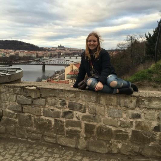 Rachel Moore Photo in Prague