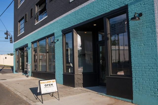 Gallery 1010 exterior
