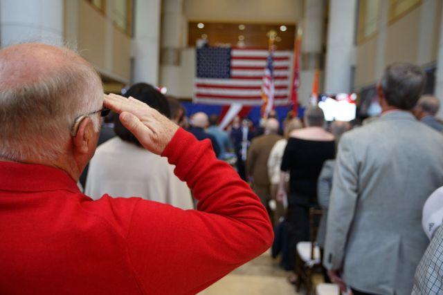 UTK Veterans Resource Center Grand Opening