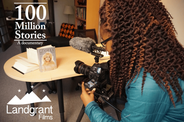 100 Million Stories, Land Grant Films' new documentary on Dolly Parton's Imagination Library, is its most ambitious documentary to date.