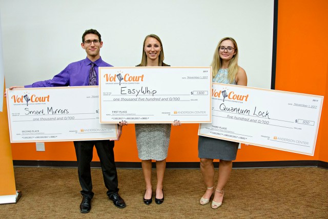 2017 Vol Court winners