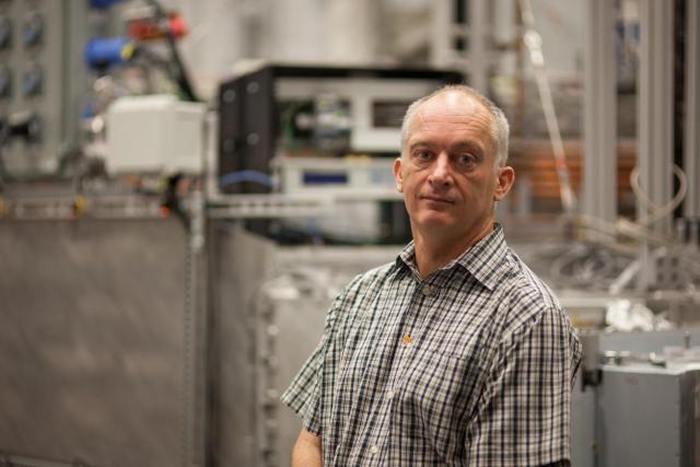 UT-ORNL Governor's Chair for Molecular Biophysics Jeremy Smith.