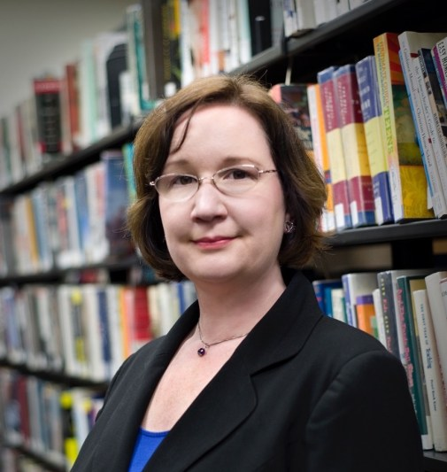 Regina Mays is UT's first assessment librarian