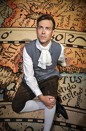 image of actor James Onstad