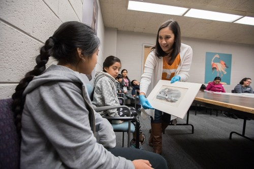 McClung Museum Outreach - Lonsdale Elementary