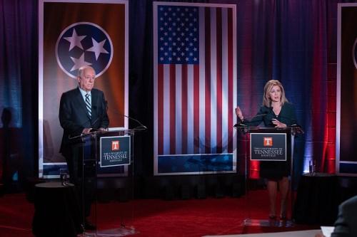 Bredesen - Blackburn Senate Debate 2018