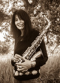 Joy Harjo, an acclaimed poet, author, musician and a University of Tennessee, Knoxville, professor of English and Chair of Excellence.