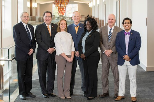 UT Knoxville Advisory Board Group Photo