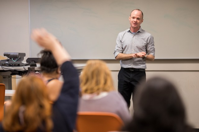 Victor Ray, Assistant Professor of Sociology,