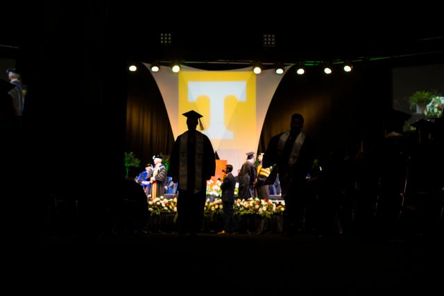 The Fall 2018 Undergraduate Commencement Ceremony