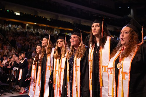 College of Arts and Sciences Commencement
