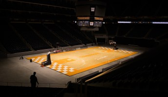 Tim Reese in Thompson-Boling Arena