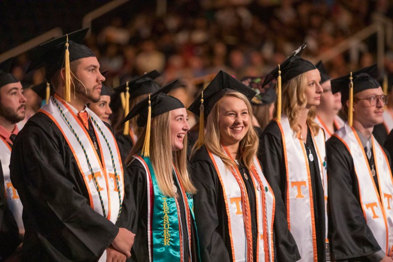 Herbert College of Agriculture Commencement