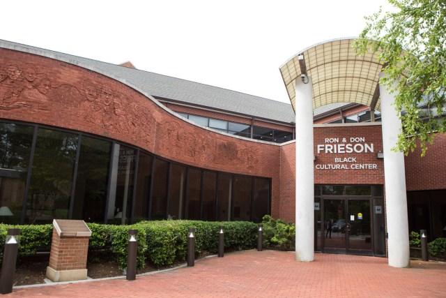 Frieson Black Cultural Center Building