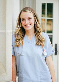 Laura Phelps, College of Nursing graduate