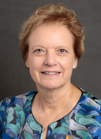 Dixie Thompson, vice provost and dean of the graduate school