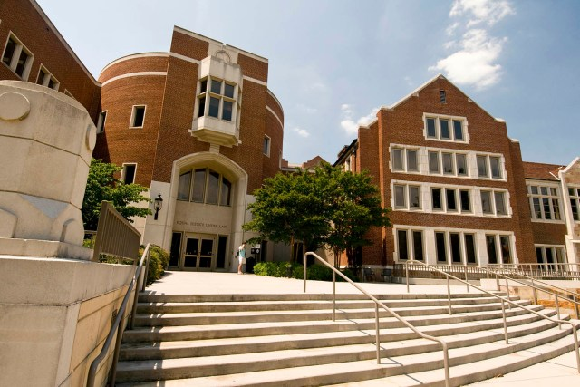 College of Law Building Exterior
