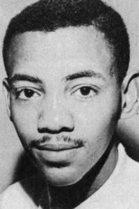Theotis Robinson in 1961