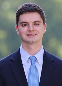 Law student Eric Salama