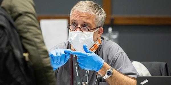 Dr. Spencer Gregg