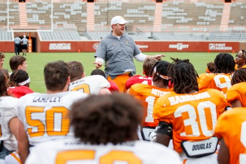 KNOXVILLE, TN - 2021.08.12 - 2021 Fall Training Camp