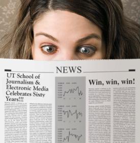 UT School of Journalism Celebrates 60 Years