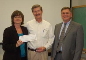 Folz Wiins IPS Faculty Excellence Award