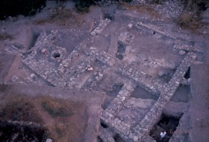 Iron Age Building