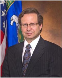 Steven Koonin, undersecretary for science at the U.S. Department of Energy