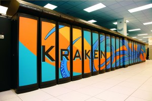 Kraken supercomputer
