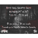 Reese Haunted House