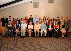 Regal Scholars 2011