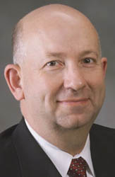 Vice Chancellor for Research Brad Fenwick