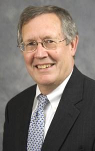 Baker Center Director Carl Pierce