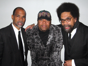 Cornel West and BMWMB