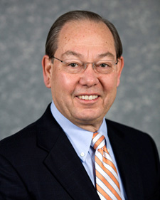 UT Knoxville Chancellor Jimmy G. Cheek